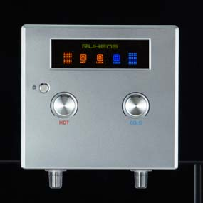 WHP-300-control-panel